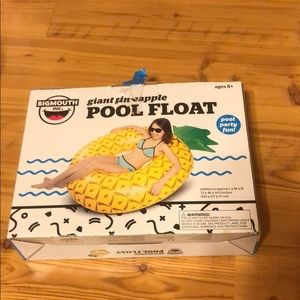Big Mouth Inc Other - Pineapple Pool Float